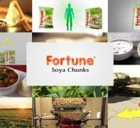 Fortune Soya Chunks