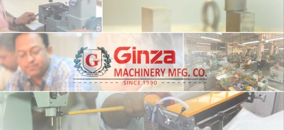 Ginza Machinery Mfg. Co.